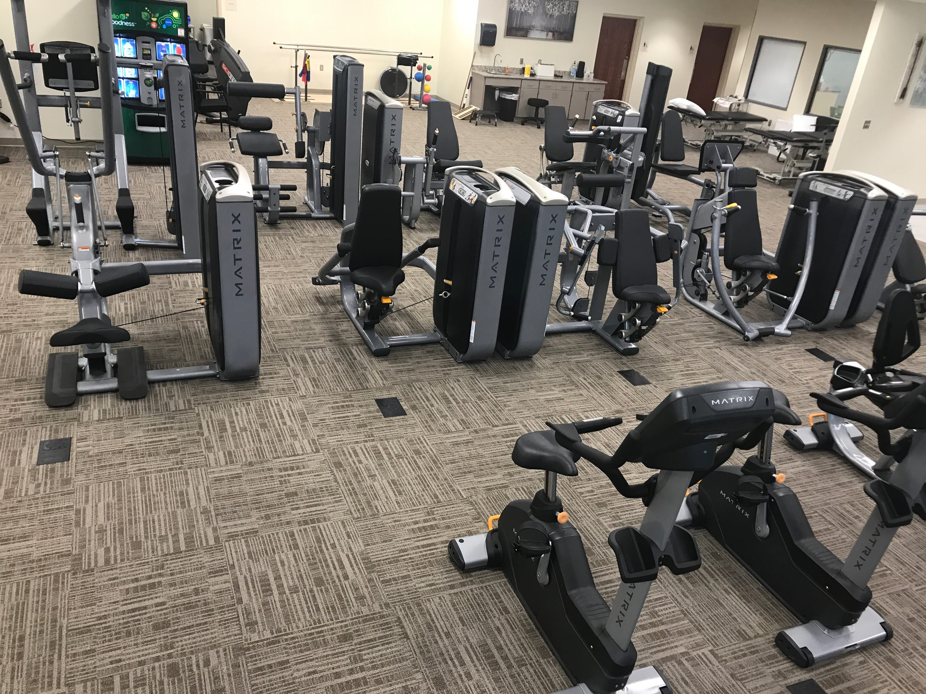 Inwood fitness center fitness center rankin physical therapy