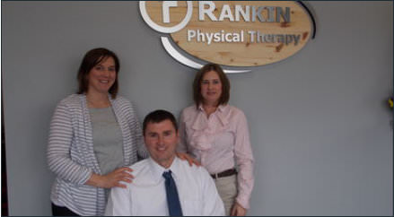 Locals open fourth physical therapy center Image