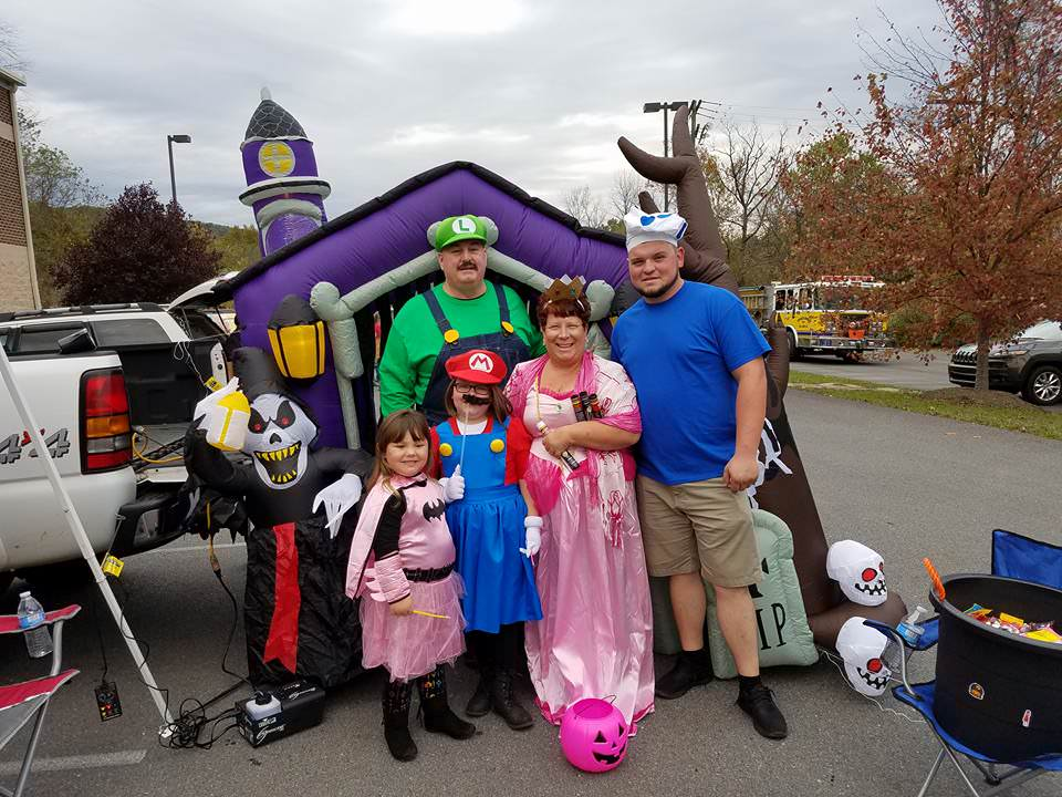 9th Annual Trunk or Treat a Success Image