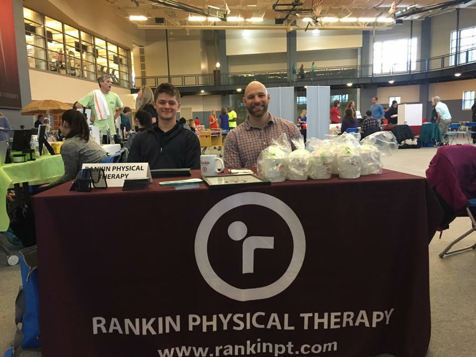 Rankin Physical Therapy Represented at Wellness Event Image